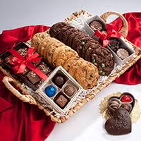 Cookie Gift Baskets Gourmet Cookie Gift Baskets For All Occasions Pacific Cookie Company
