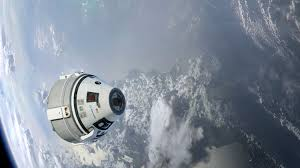 Space Cushion Definition Boeing Cst 100 Starliner In Space Nasa