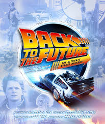 back to the future the ultimate visual history hardcover