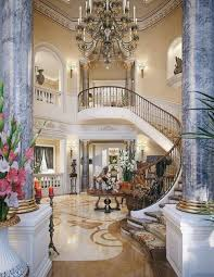 Villa Stairs Design 238 Best Designs Entry Hall Staircase Images On Pinterest