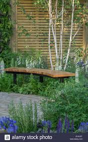 bench hampton garden bench contemporary oak wood mini st garden