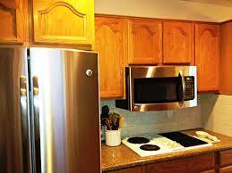 Repainting Oak Kitchen Cabinets Top Oak Cabinets Ideas Oak Kitchen Cabinet Makeover Detrit Us