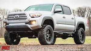 suspension lift kits for toyota tacoma 2016 2017 toyota tacoma 4 inch suspension lift kit by