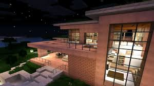 Minecraft Wohnzimmer Modern Minecraft Modern House 2 Modernes Haus Hd Youtube