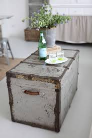 Wood Trunk Coffee Table Coffee Tables Decorative Storage Trunks Trunk Coffee Table