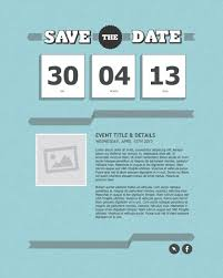 save the date emails save the date email template template design