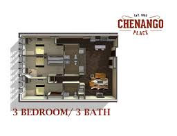 chenango place luxury waterfront student housing in binghamton ny