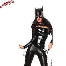 Catwomen Halloween Costume Buy Wholesale Size Catwoman Costume China