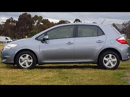 toyota corolla ascent for sale used 2010 toyota corolla ascent zre152r my10 5d hatchback for sale