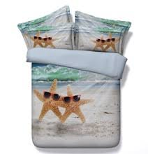 Beachy Comforters Sets Popular Starfish Comforter Set Buy Cheap Starfish Comforter Set
