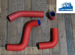 21073 by Cooling Lada 21073 Silicone Radiator Hoses Kit