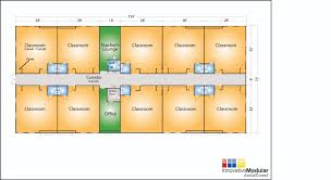 19 floor plans for classrooms university village students