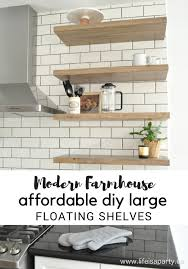 open shelf kitchen design 15 beautiful kitchen designs with floating shelves rilane