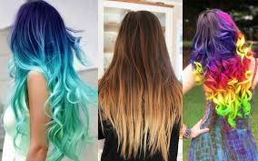 ambra hair color 25 ways to use ombre hair color haircolortrends