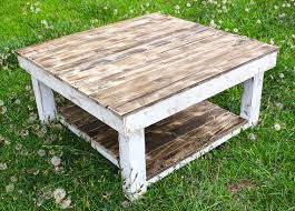 5 reclaimed pallet wood coffee tables the alternative consumer
