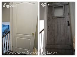 Wooden Barn Doors For Sale by 2perfection Decor Added Another Antique Barn Door
