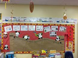 New Year Notice Board Decoration by Classroom Displays Great Wall Questions U2013 Creative Chinese