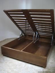 letto a legno massello letto contenitore in legno massello reti singole dormicisu