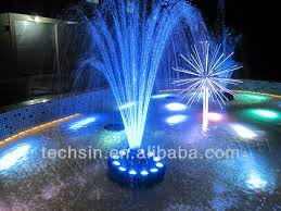 water fountain with lights outdoor fountain led lights outdoor designs