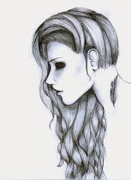 images for u003e hipster hair drawing art u003c3 pinterest drawing
