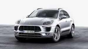 porsche germany four cylinder porsche macan launched in germany
