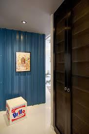 Urban Kitchen Singapore Rejuvenated Singapore Home Inspired By Piet Mondrian And Urban