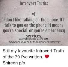 Talking On The Phone Meme - introvert truths ll dontlike talking on the phone if talk to you