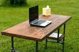 diy pipe computer desk amazing pipe desk design computer copper table legs diy pipe desk