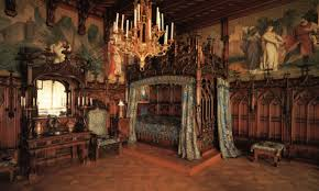 gothic style bedroom medieval home decorating ideas gothic home