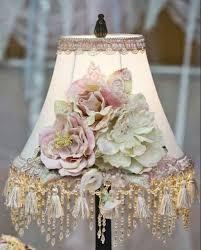 20 beautiful lampshade chic u0026 shabby cottage pinterest