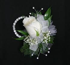 single rose wrist corsage u2013 johnson city u0026 gray florist