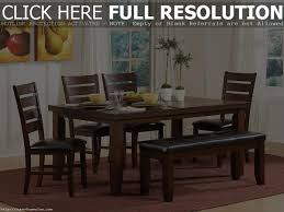 Dining Room With Bench Seating Table Marvellous Beautiful Dining Room Sets With Bench Seats
