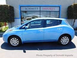 nissan blue paint code 2014 used nissan leaf quick charge port back up camera low miles