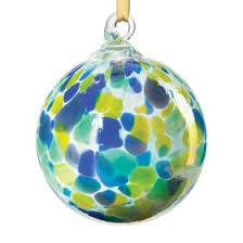 ornaments blown glass