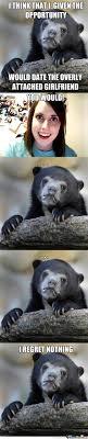 bear meme friendship