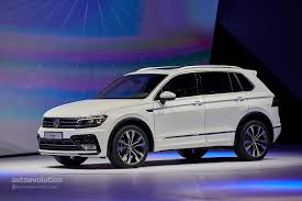 tiguan volkswagen 2015 2017 volkswagen tiguan is all grown up in frankfurt autoevolution