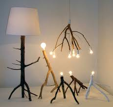 pendant as well as floor standing lamps made from tree branches pendant as well as floor standing lamps made from tree branches hand picked directly from