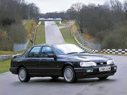 ford sierra 2 0 1990 auto images and specification