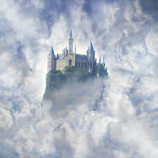 castle in the clouds by mad computer user on deviantart