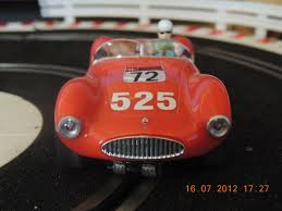 maserati a6gcs 1954 maserati a6 gcs 2069 slot car collection