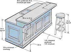 kitchen island height kitchen with island layouts dimensions kitchen dimensions