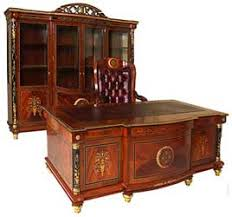 Mahogany Office Furniture by Mahogany And More Desks Grand Rosewood Leather Executive Office Desk