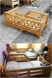 the 25 best pallet toddler bed ideas on pinterest hey little