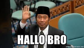Chuck Norris Meme Generator - hallo bro haji lulung new chuck norris meme generator