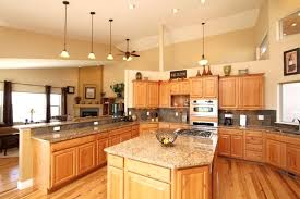 hickory kitchen cabinets images hickory kitchen what go with hickory cabinets google search hickory