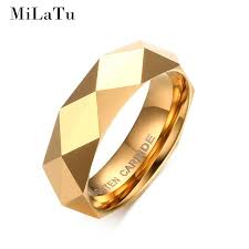 women wedding bands milatu 3 colors unique tungsten ring men women wedding bands