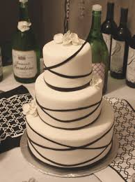 the great fondant wedding cake fondant cake images