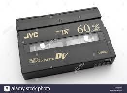 dv cassette mini dv digital cassette by jvc stock photo 71659106 alamy