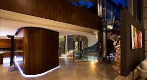 home elevator design contemporary wooden l shaped open staircase