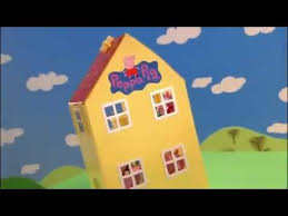 canap駸 de luxe peppa pig tvc deluxe playhouse